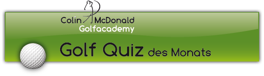 Colin McDonald Golfacademy Golf Quiz